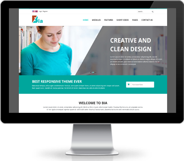 Wide & boxed Layout Bia Dnn/Dotnetnuke theme / skin