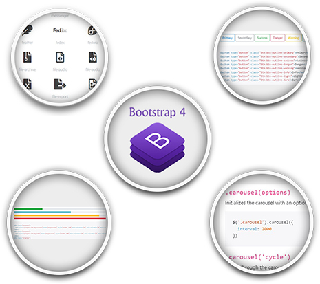 Bootstrap Features Virtual Dnn/Dotnetnuke theme / skin